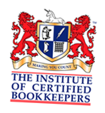 The Institute Of Certified Bookkeepers Logo